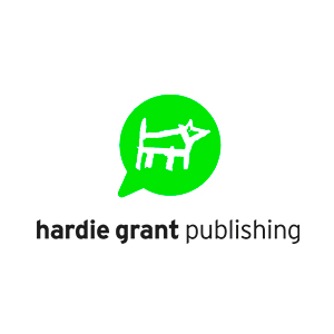 Hardy Grant Publishing logo - non-fiction book PR & publicity, READ Media