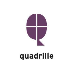 Quadrille logo - non-fiction book PR & publicity, READ Media