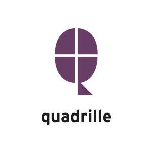 Quadrille logo - non-fiction book PR & publicity, READ Media