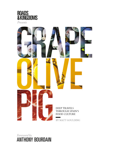 book cover of Grape Olive Pig, non-fiction book PR & publicity, READ Media