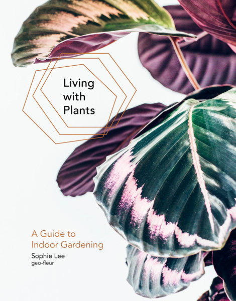 book cover of Living With Plants, non-fiction book PR & publicity, READ Media