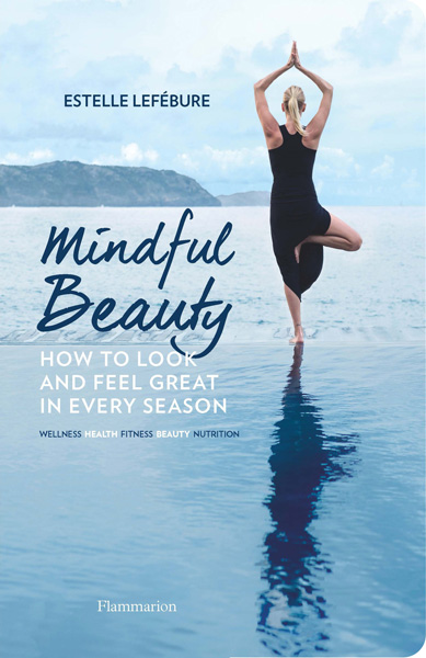 book cover of Mindful Beauty, non-fiction book PR & publicity, READ Media