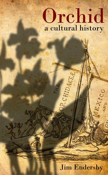 book cover of Orchid A Cultural History, non-fiction book PR & publicity, READ Media