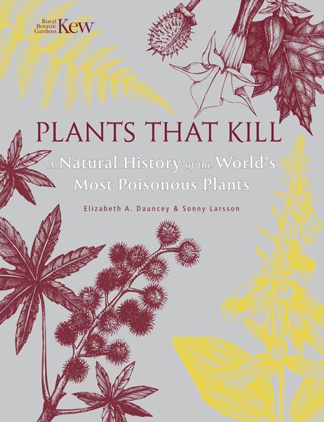 book cover of Plants That Kill, non-fiction book PR & publicity, READ Media