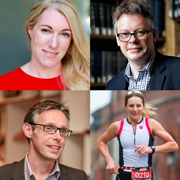 4 Author Speakers, non-fiction book PR & publicity, READ Media