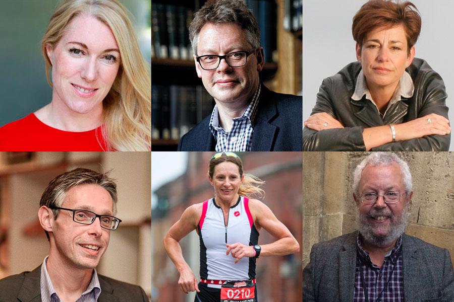 6 Author Speakers, non-fiction book PR & publicity, READ Media