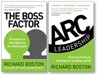 The Boss Factor Book Cover