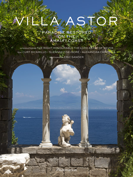 book cover of Villa Astor, non-fiction book PR & publicity, READ Media