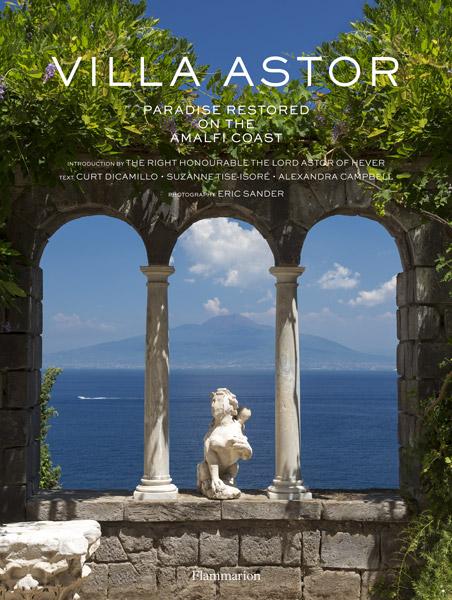 book cover of Villa Astor, non-fiction book PR & publicity, READ Media