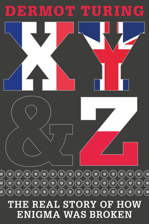 book cover of XY&Z, non-fiction book PR & publicity, READ Media