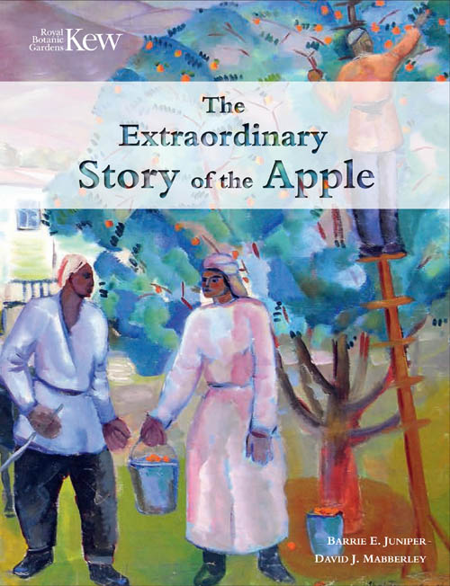book cover of The Extraordinary Story of the Apple, non-fiction book PR & publicity, READ Media