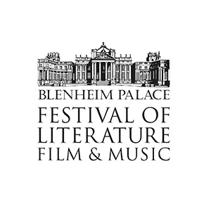 Blenheim Palace Festival of Literature Film & Music logo - non-fiction book PR & publicity, READ Media