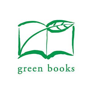 Green Books logo - non-fiction book PR & publicity, READ Media