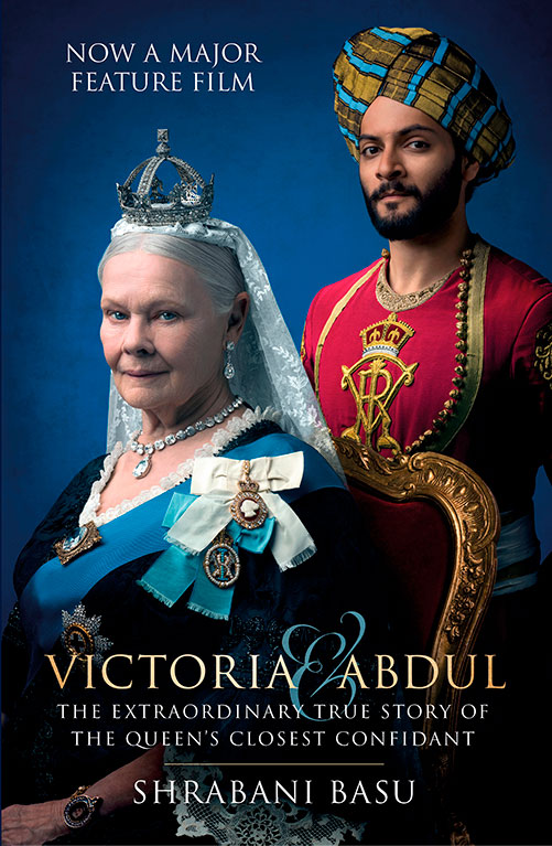 book cover of Victoria and Abdul, non-fiction book PR & publicity, READ Media