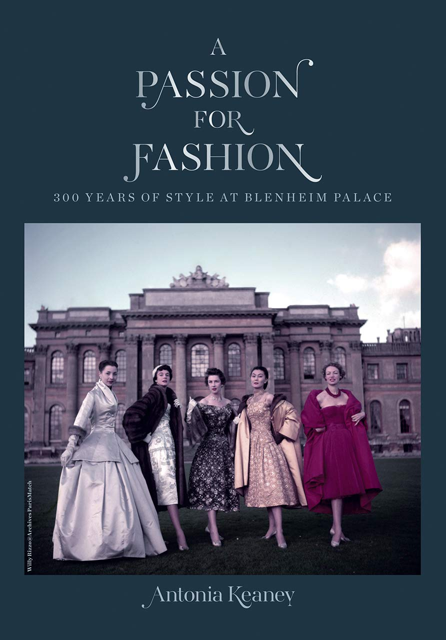 A Passion for Fashion book cover - Read Media